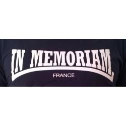 T-shirt Femme Marine IM Ecriture Lonsdale Recto