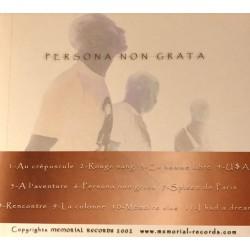 IN MEMORIAM - Persona Non Grata