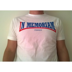 T-shirt Homme Blanc IM Ecriture Lonsdale Recto